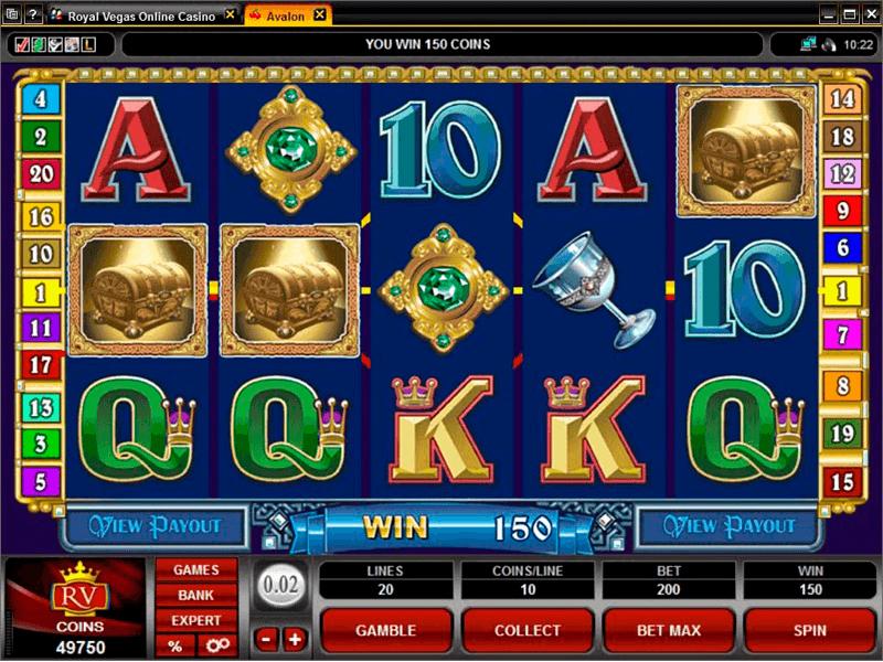 Royal Vegas Mobile Casino Download