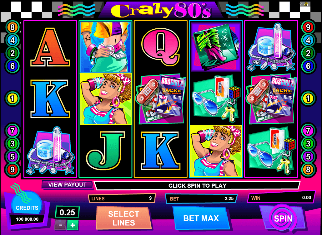 Crazy80's Screenshot